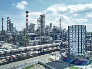 Экскурсия на Московский Нефтеперерабатывающий завод