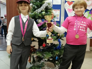 Наши чемпионы в Чемпионате KidSkills