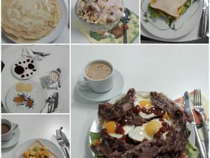 Обеды и завтраки для семьи