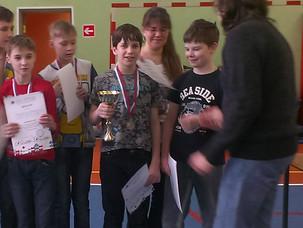 Наши ученики на Первенстве по авиамодельному спорту в рамках Открытой городской спартакиады по техни
