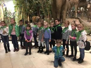 Посещение Государственного Дарвиновского музея