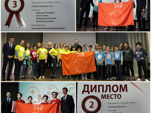 "Международный турнир математических боёв ""ТATARSTAN MATH OPEN - 2019"""