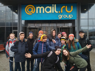 Экскурсия в Mail.Ru Group