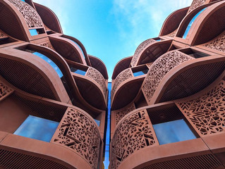 Masdar City. Where the future begins