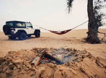 How to Get the Best Out of Camping Trip