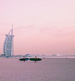 Burj Al Arab is a top attraction in Duba