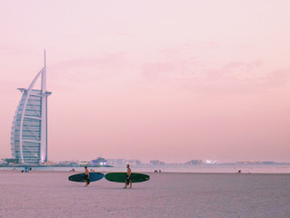 Dubai. The beginning