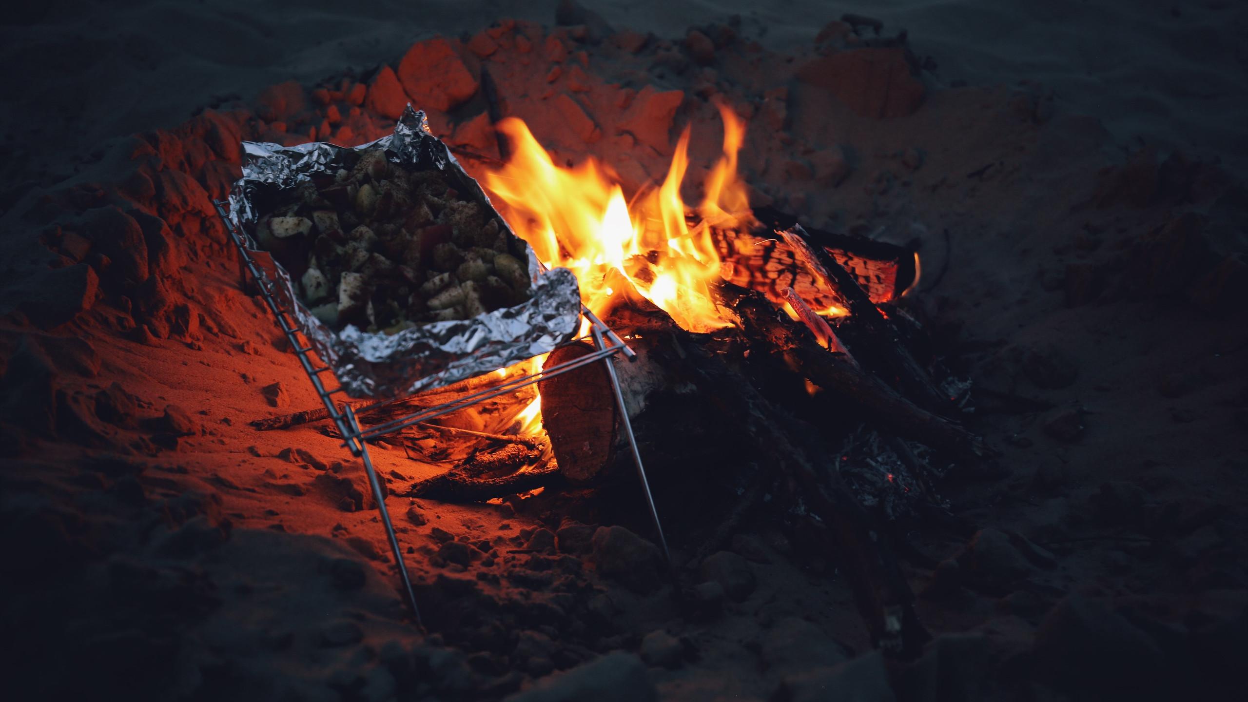 camping recipe dessert