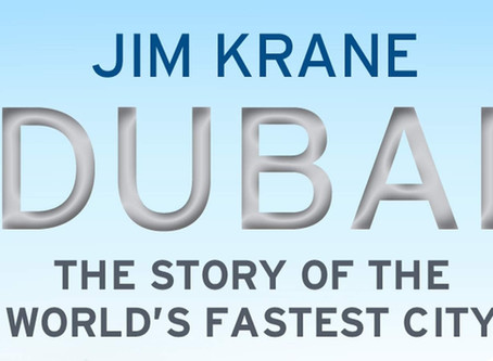 Books: Dubai. The Story of the World's Fastest City