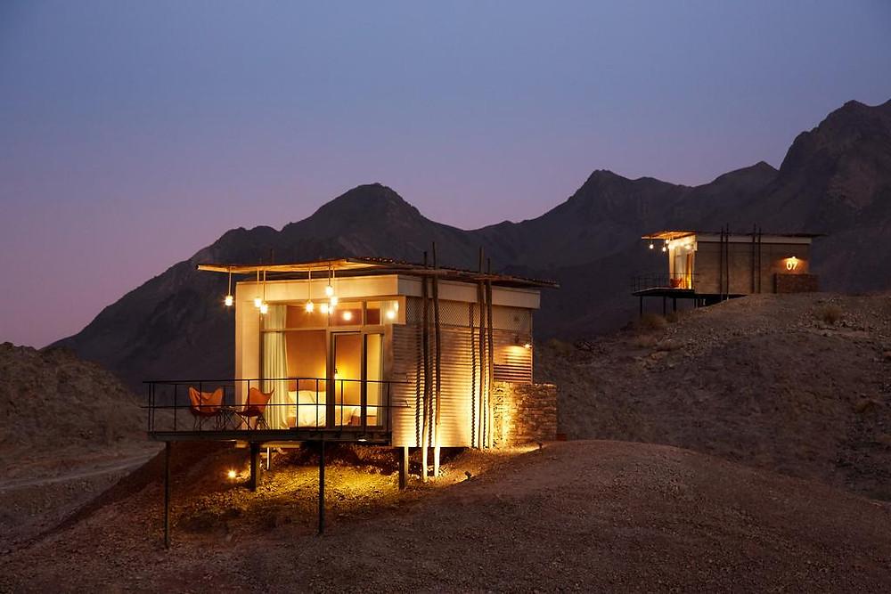 Damani Lodges, Hatta