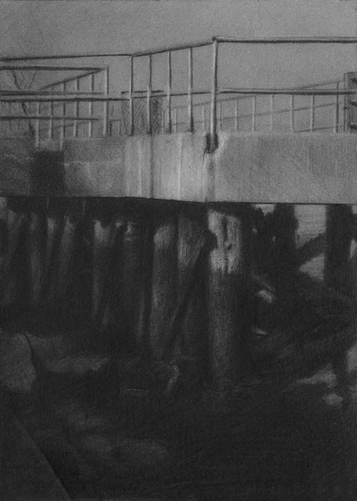 Henderson_Joshua_Graphite_Below the Dock.jpg