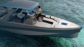 Hynova Yacht et Trust-Place lancent le tout premier « passeport NFT » pour Yacht de  Luxe !