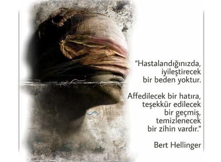 Bert Hellinger kimdir? Bert Hellinger teknikleri nelerdir?