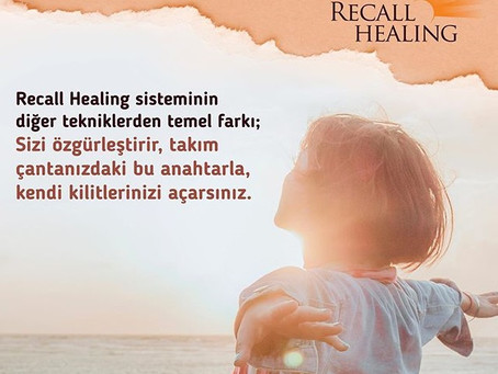 Recall Healing - Sağlık Piramidi Nedir?