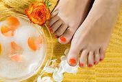 Meridane Fußmassage