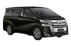 maxicab Toyota alphard vellfire