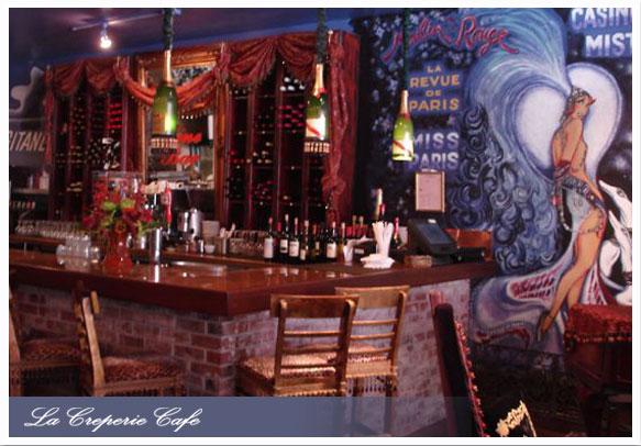 La Creperie Bar