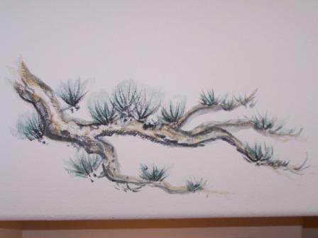 Chinese Wall Decor