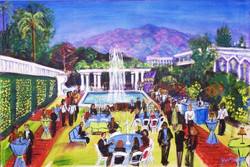 International Special Events Society at the Ambassador West in Pasadena