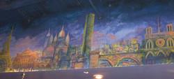 La Creperie Paris Skyline