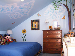 Cloud Attic Room 1