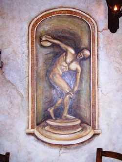 George's Discus Thrower