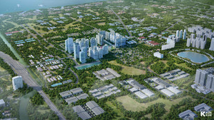 Masterplan Planning - Indonesia / GUJO