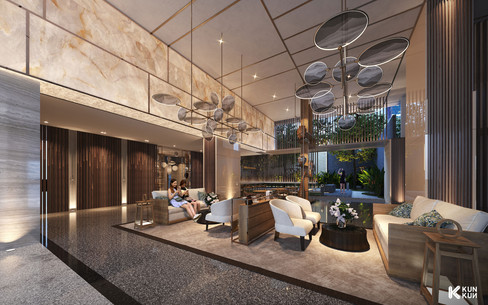 Lobby Autograph - Indonesia / KEPPEL Land