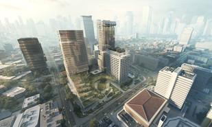 Sarinah Tower - Indonesia / Alien DC