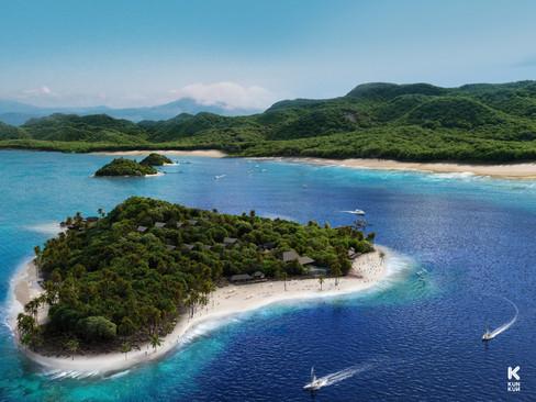 Cottage Development - Indonesian Island