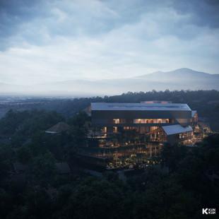 Rinjani Hotel - Indonesia / RAD + ar