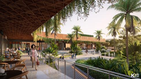 CAS ESQ Mall - Africa / Keldi Architects