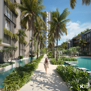 Golf Residences - Indonesia / DP Architects