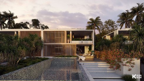 Duplex Villa Cap Karoso - Indonesia/ The Frenchman