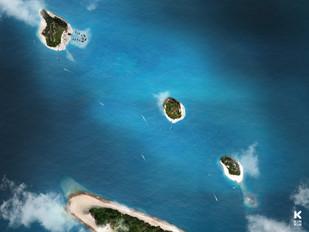 Private Island - Indonesia