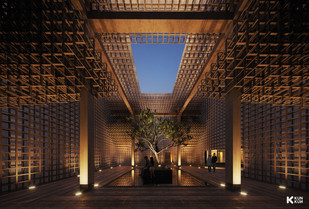 Rinjani Hotel Lobby - Indonesia / RAD + ar