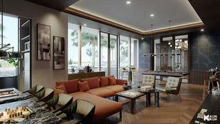 The Lana Apartment Play Room - Indonesia / Brewin Mesa