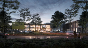 FKS Office - Indonesia / HMP Architects