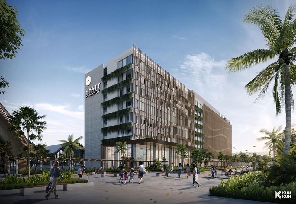 Hyatt Hotel Cebu - HKS