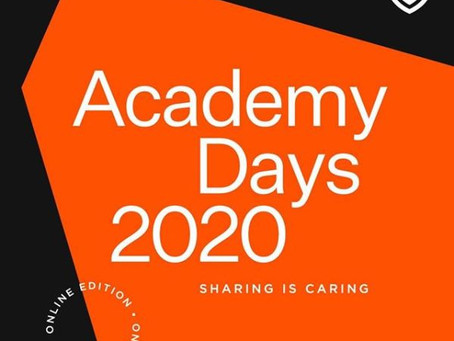 ACADEMY DAYS 2020 - Kunkun Visual as Contributor Contents