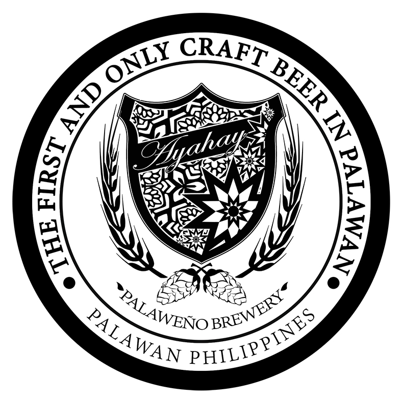 Palawan Brewery Badge