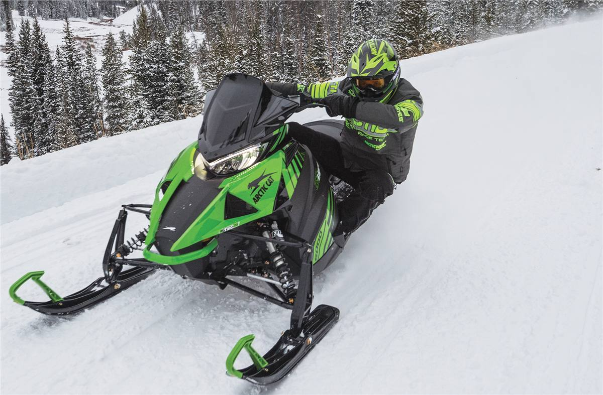 Snowmobile Rentals in Maine