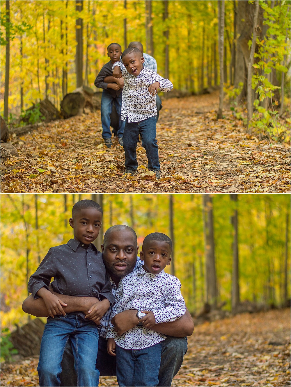 Black Family Love