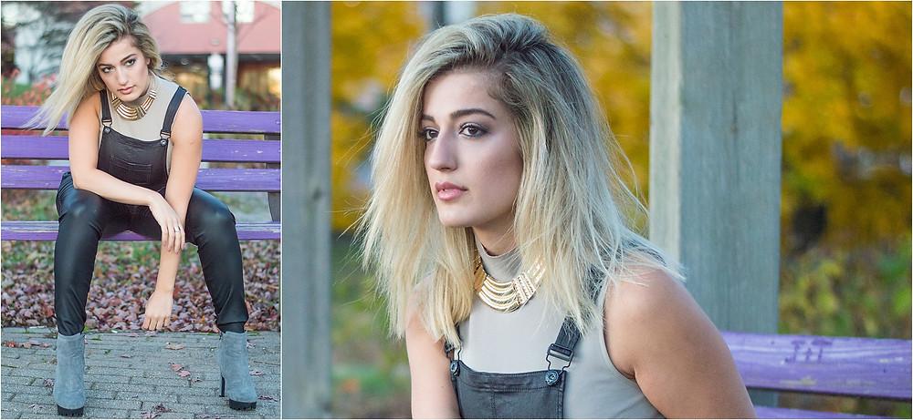 Glamour Photoshoot - Marta