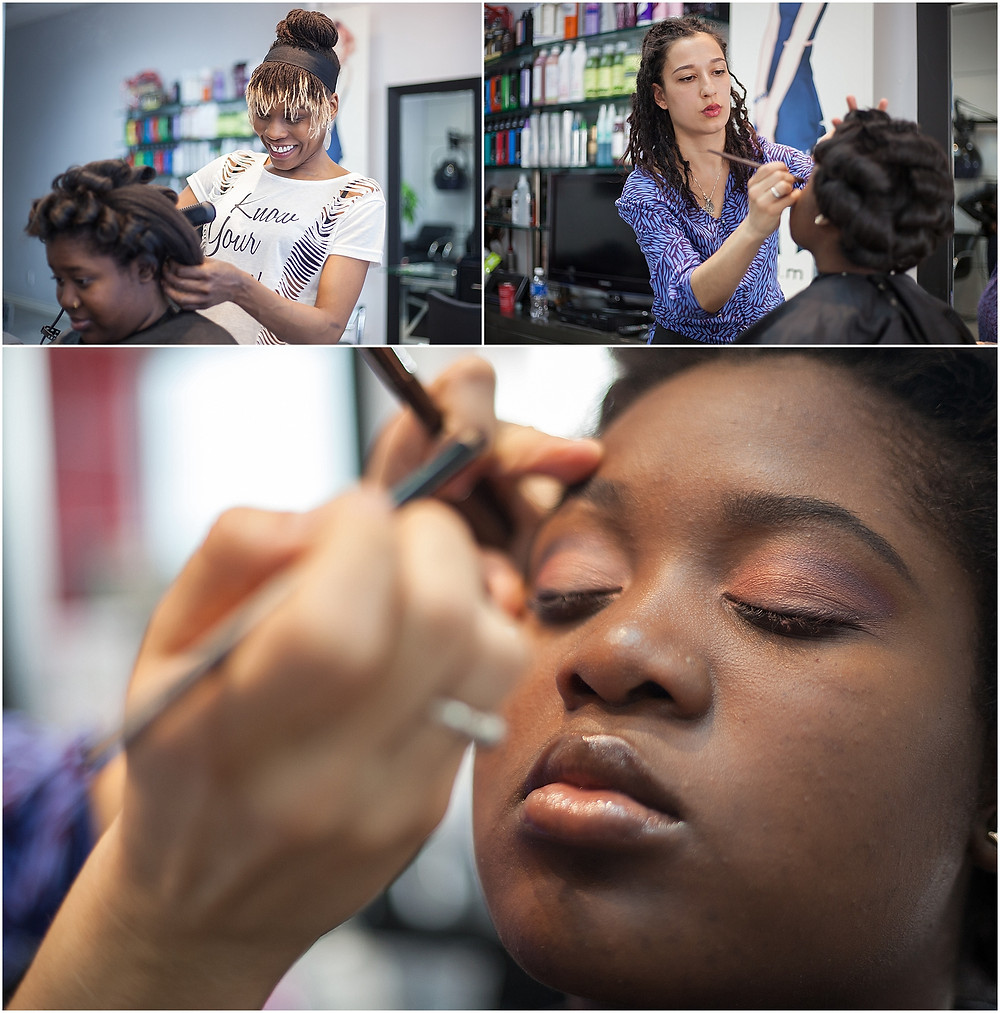 Graduation, Prom, Seniors Makeover