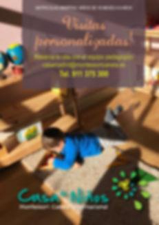 Escuela Formación Guia Montessori Canela | Madrid – Barcelona - España