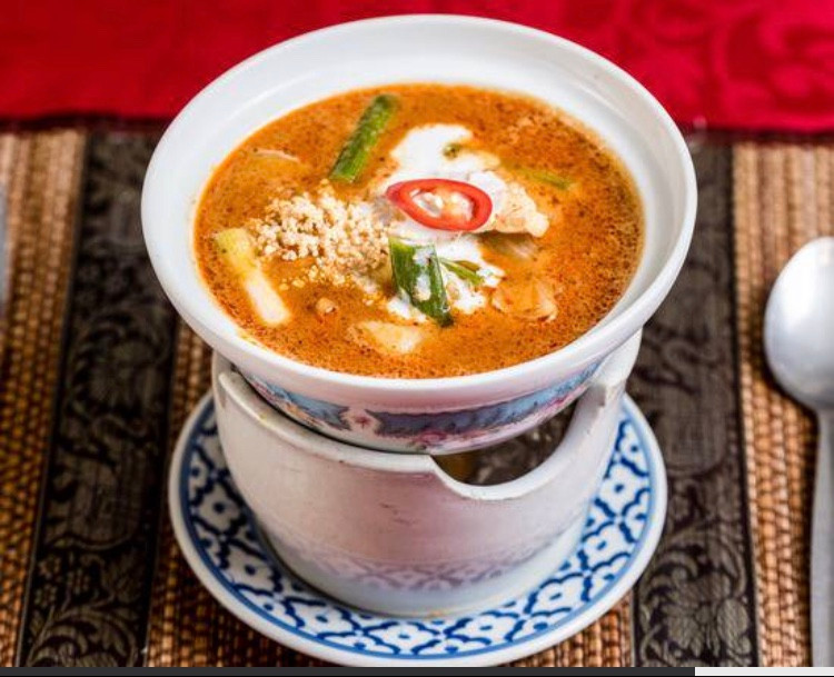 19 Masaman Curry