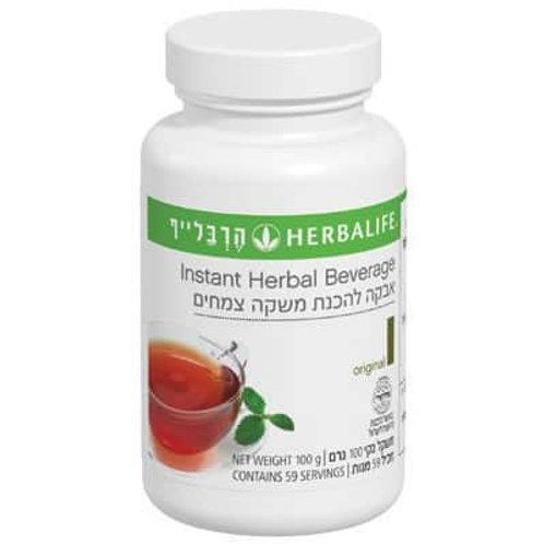 משקה נמס צמחי  תה בטעמים