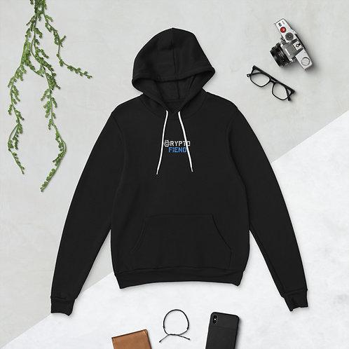 Crypto Fiend Premium Pullover Hoodie | Black
