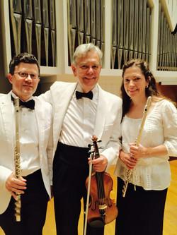 Brandenburg Concerto No. 4 at the Bellingham Festival